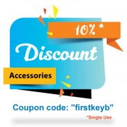 Accessories  - Discount on First Order