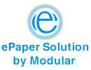 ePaper Solution by Modular Infotech