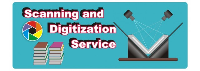 Scanning and Digitization Services