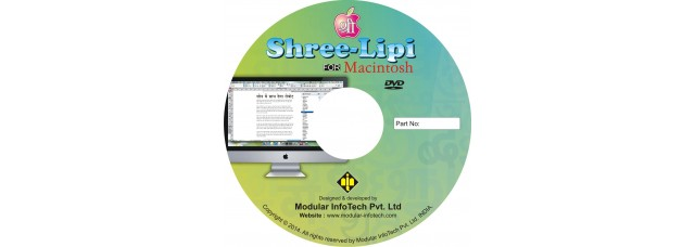 Shree-Lipi Mac